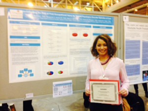 apha 2014 Montano 300x225 | Southwest Center for Occupational and Environmental Health