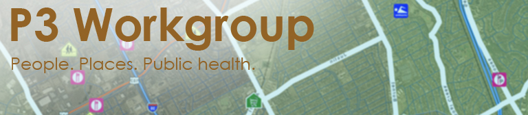 P3Workgroup | Michael & Susan Dell Center for Healthy Living