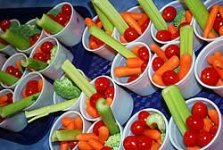 veggies | UTSPH program teaches nutrition to KIPP Explore students and their families