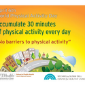 World Physical Activity Day 2013
