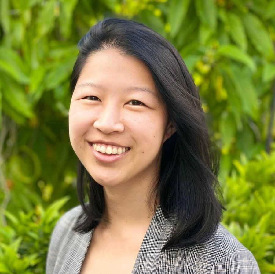 Emily Wei, School of Public Health Alumna