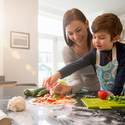 Cooking with Kids: Pantry Recipes