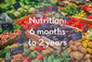 Thumbnail image for Nutrition: 6 to 24 Months