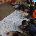 Ridgetop Elementary and Creative Action launch SEL Super Spring Fest