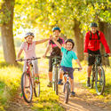 Bike to School Week : Ride with your Family